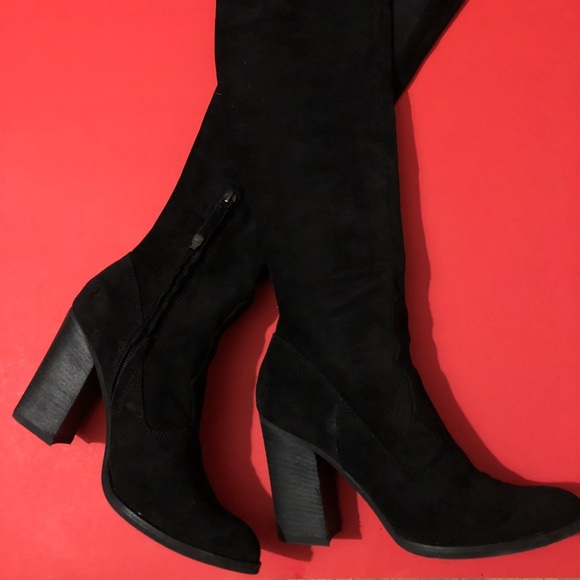 e459dc73f03 Dolce Vita Shoes - Dolce Vita Chance thigh high over the knee boot